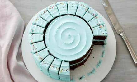 How to Cut a Round Cake