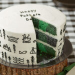 A Simple Father's Day Cake to Make Pop Proud
