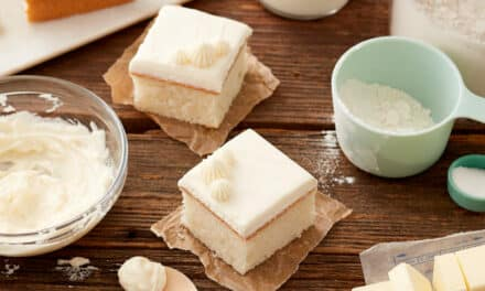 What is Ermine Frosting?