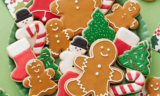 54+ Cute & Easy Christmas Cookie Recipes