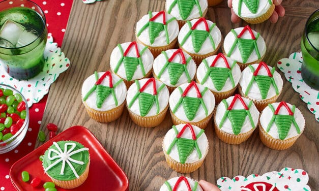 16 Great Christmas Tree Desserts & Treats