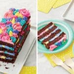 How to Make an Easy Layers Rectangle Cake